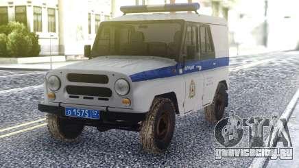 УАЗ 3151 Полиция для GTA San Andreas
