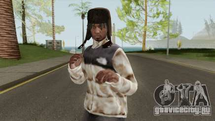 Skin Random 136 (Outfit North Face) для GTA San Andreas