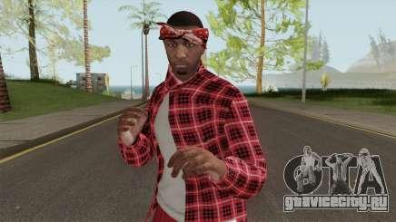 Skin Random 135 (Outfit Lowrider) для GTA San Andreas
