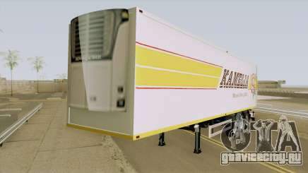KAMELIA D.O.O. Trailer для GTA San Andreas