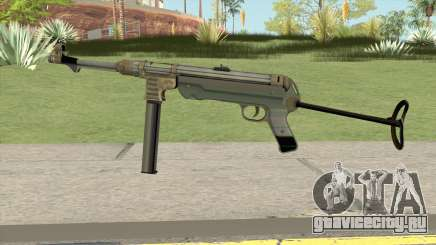 MP 40 MQ для GTA San Andreas