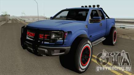Ford Raptor BkSquadron для GTA San Andreas