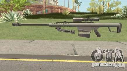 Barrett M82 Anti-Material Sniper V2 для GTA San Andreas