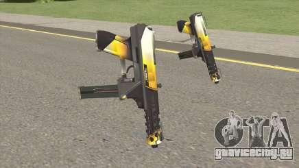 Tec-9 Enforcer V3 для GTA San Andreas