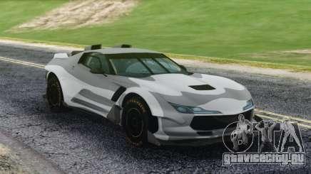 Chevrolet Corvette Sport Camo для GTA San Andreas