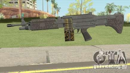 GTA Online Lowriders Combat MG для GTA San Andreas