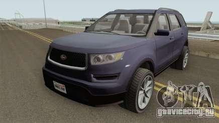 Vapid Scout V2 GTA V IVF для GTA San Andreas