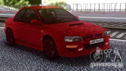 Subaru Impreza 22B GC8 для GTA San Andreas