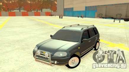 Chevrolet Niva Grey для GTA 4