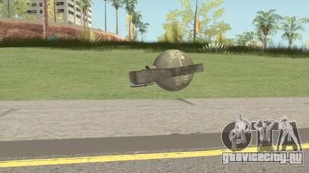 Insurgency MIC M67 Grenade для GTA San Andreas