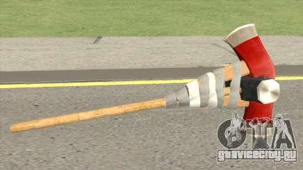 Fire Axe MQ для GTA San Andreas
