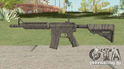 CS-GO M4A4 Faded Zebra для GTA San Andreas
