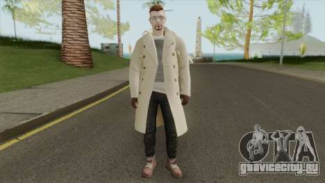 Male Random Skin 3 From GTA V Online для GTA San Andreas