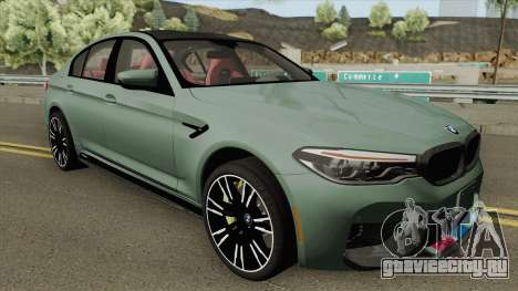 BMW M5 F90 MPerformance для GTA San Andreas