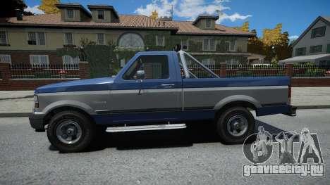 Vapid Sadler Sport Retro Single Cab для GTA 4