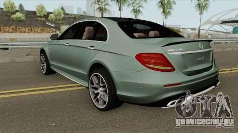 Mercedes-Benz E63S W213 для GTA San Andreas