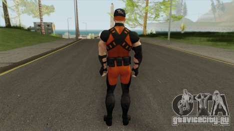 Arsenal Heroic From DC Legends для GTA San Andreas
