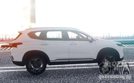Hyundai Santa Fe 2019 для GTA San Andreas