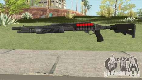 XY7-T Shotgun для GTA San Andreas