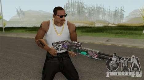 Shotgun (Xorke) для GTA San Andreas