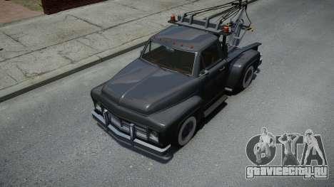 TLAD Towtruck Restored для GTA 4