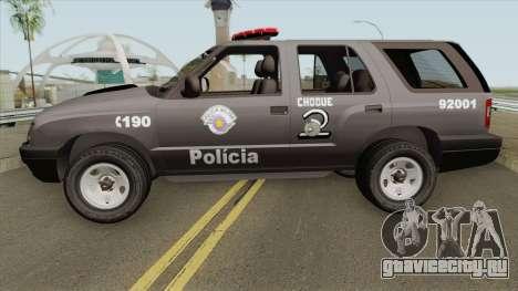 Chevrolet Blazer PMESP для GTA San Andreas