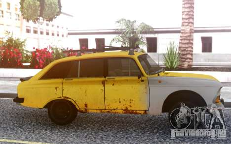 Иж-2125 Тюнинг для GTA San Andreas