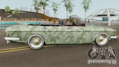 Ikco Paykan 1380 TU для GTA San Andreas