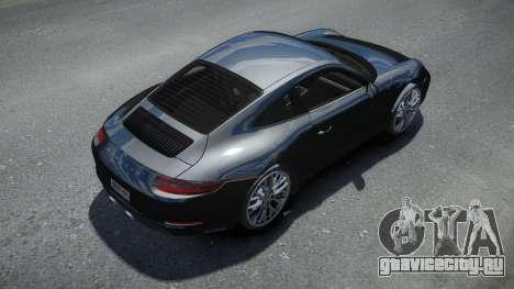 Porsche 911 Carrera S (991.2) 2017 для GTA 4