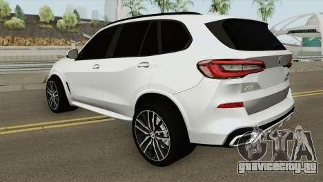 BMW X5 G05 M Sport 2019 для GTA San Andreas