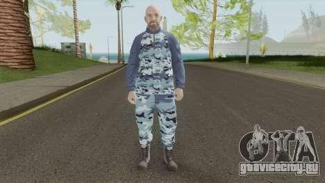 GTA Online Bogdan для GTA San Andreas