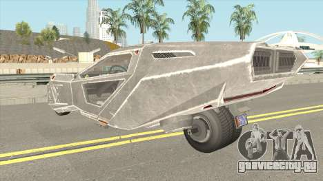 Zirconium Walker GTA V для GTA San Andreas