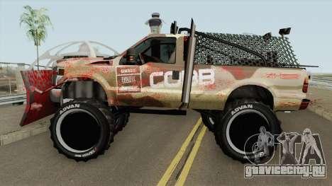 Ford Super Duty Apocaliptica BkSquadron для GTA San Andreas