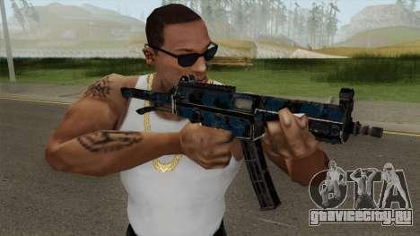 MP9 SMG для GTA San Andreas
