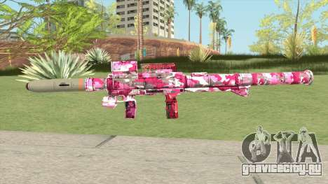 GTA Online RPG V2 для GTA San Andreas
