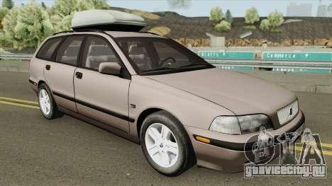 Volvo V40 Kombi для GTA San Andreas