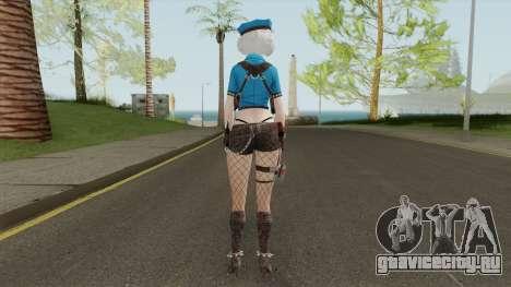 OverHit - Velvet Police для GTA San Andreas