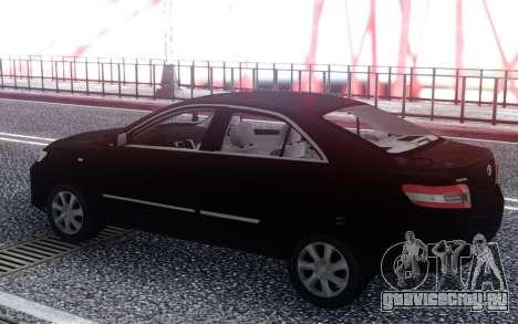 Toyota Camry V43 для GTA San Andreas