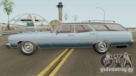 Dundrealy Regina GTA IV TLAD для GTA San Andreas