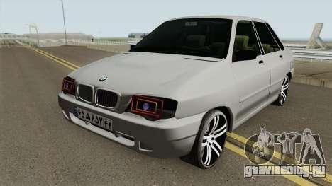 Saipa Pride 132 TU для GTA San Andreas
