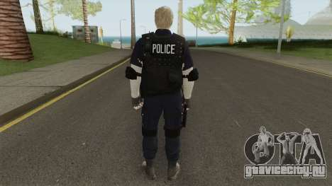 Skin Random 163 (Outfit Heist) для GTA San Andreas