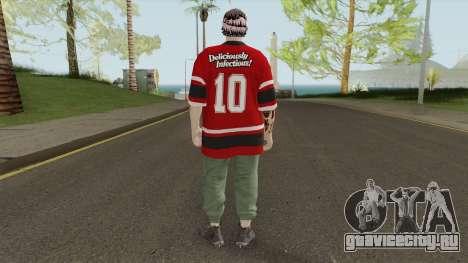 Skin Random 169 (Outfit Arena War) для GTA San Andreas