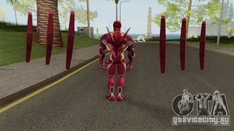 Iron Man Mark B Skin для GTA San Andreas