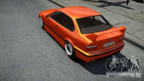 BMW M3 E36 для GTA 4