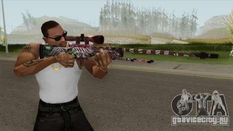 Sniper Rifle (Xorke) для GTA San Andreas