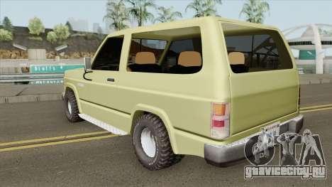 Nissan Patrol 160 (1980) для GTA San Andreas