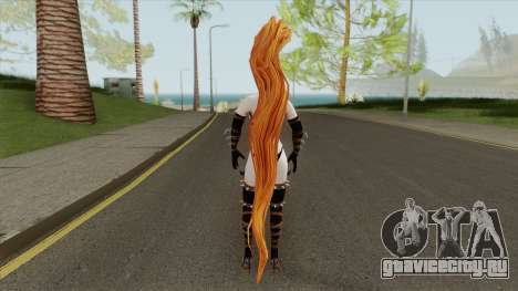 Artemis Requiem From DC Unchained для GTA San Andreas