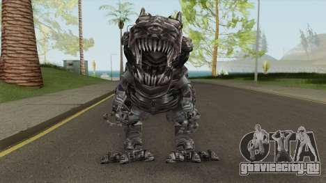Transformers Grimlock AOE V2 для GTA San Andreas