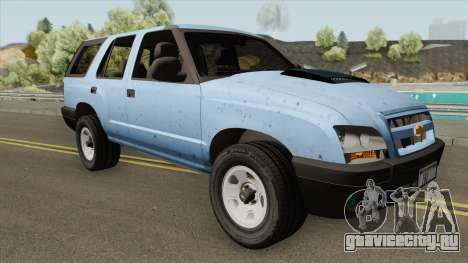 Chevrolet Blazer Civilian для GTA San Andreas