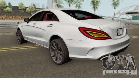 Mercedes-Benz CLS 63 AMG S для GTA San Andreas